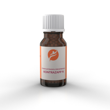 Ethinylestradiol Drospirenon Kontrazapp-N