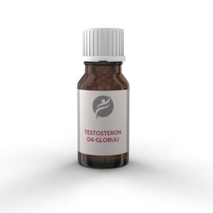 Testosteron D4 Globuli