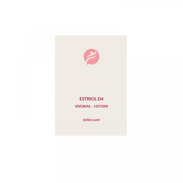 Estriol D4 Vaginal Lotion